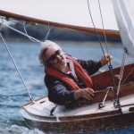 Lilias - Jeff at sail 01