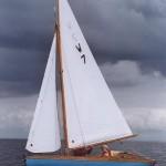 Lilias - Jeff at sail 02